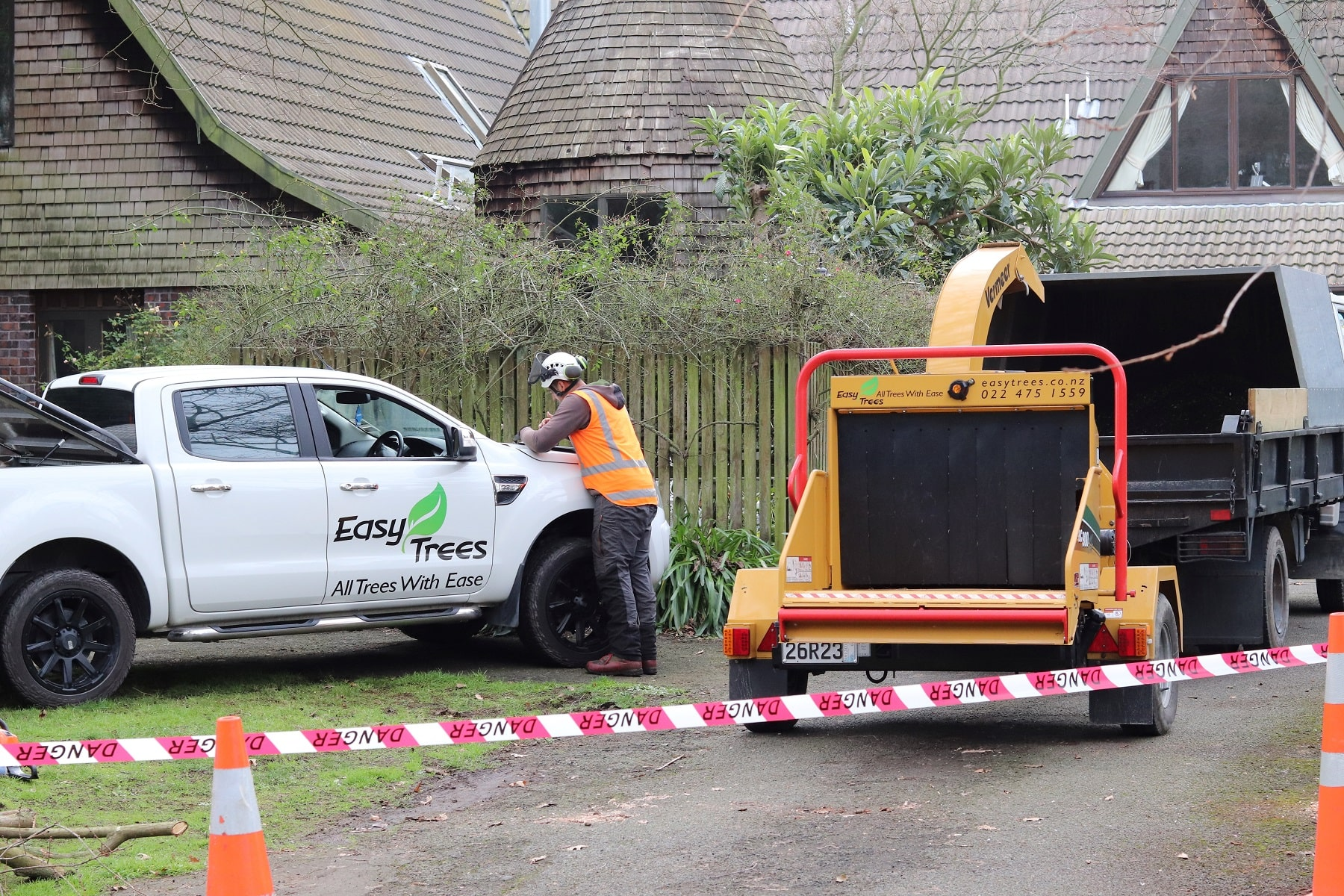 Easy Trees - Christchurch Tree Care Services